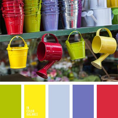 Цветовая палитра №321
