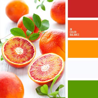 Цветовая палитра №322