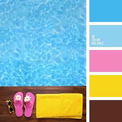 Цветовая палитра №323