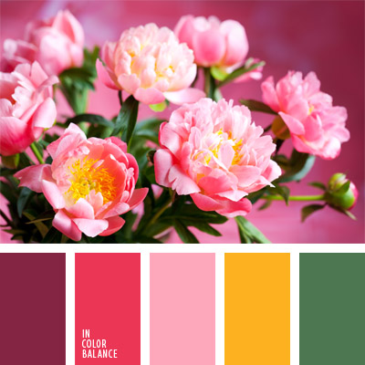 Цветовая палитра №329
