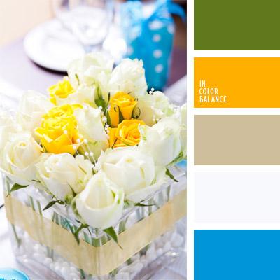 Цветовая палитра №332
