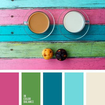 Цветовая палитра №344
