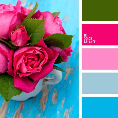 Цветовая палитра №351