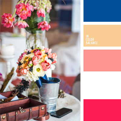 Цветовая палитра №353