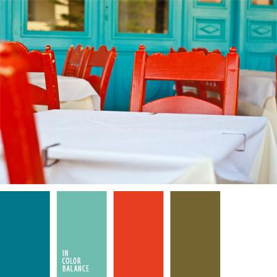 Цветовая палитра №358
