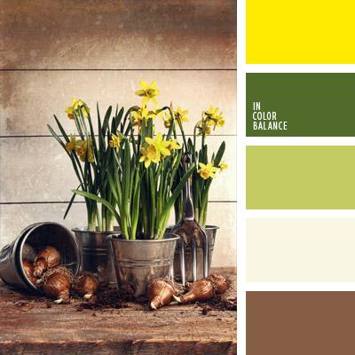 Цветовая палитра №364