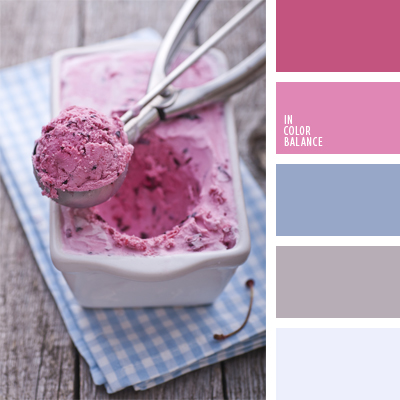 Цветовая палитра №374
