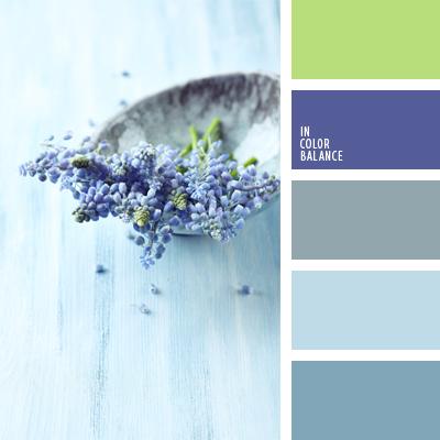 Цветовая палитра №379