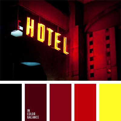 Цветовая палитра №386