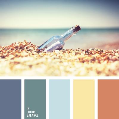 Цветовая палитра №391