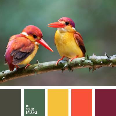 Цветовая палитра №396