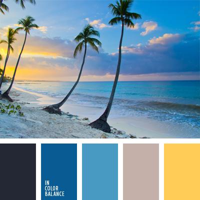 Цветовая палитра №397