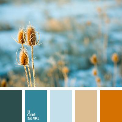 Цветовая палитра №406