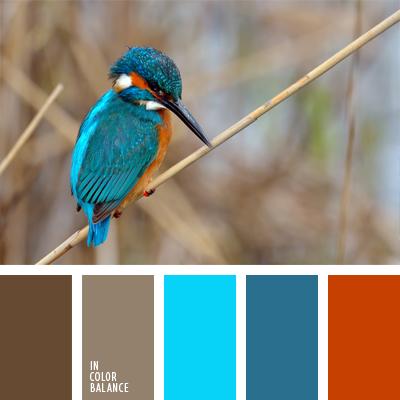 Цветовая палитра №408
