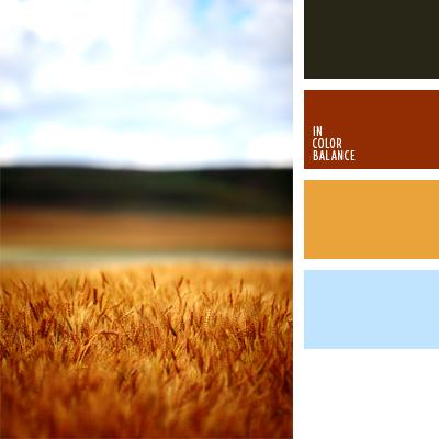 Цветовая палитра №414
