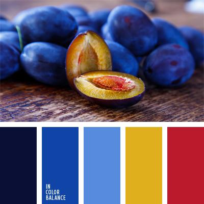 Цветовая палитра №415