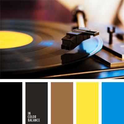 Цветовая палитра №422