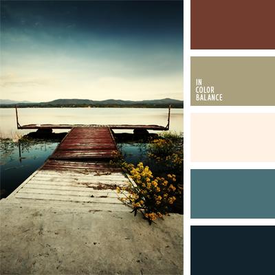 Цветовая палитра №424