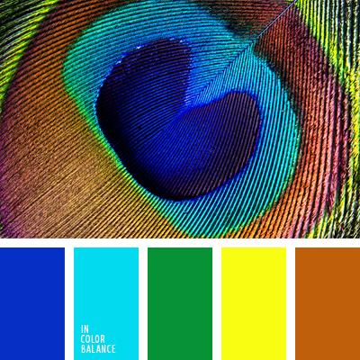 Цветовая палитра №430