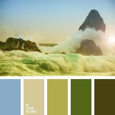 Цветовая палитра №432