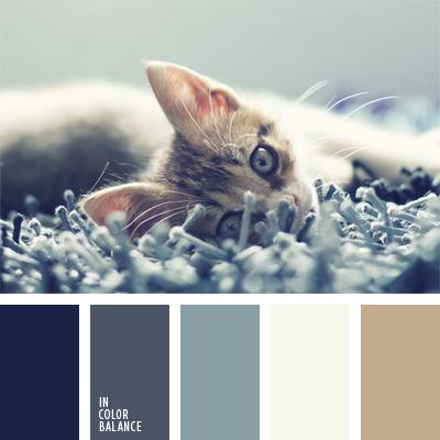 Цветовая палитра №434