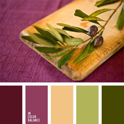 Цветовая палитра №435
