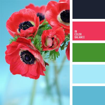 Цветовая палитра №438