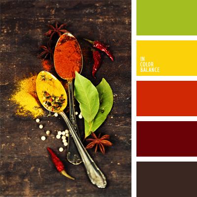 Цветовая палитра №452