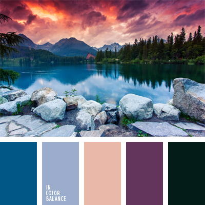 Цветовая палитра №453