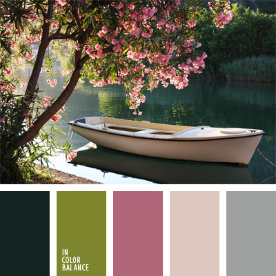 Цветовая палитра №456