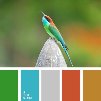 Цветовая палитра №458