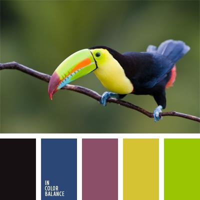 Цветовая палитра №464
