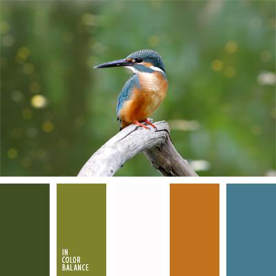 Цветовая палитра №465