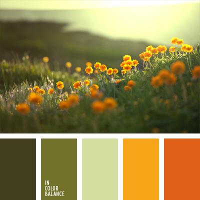 Цветовая палитра №470