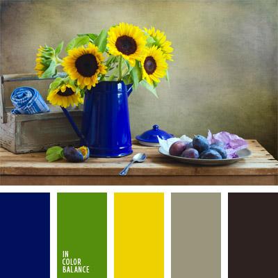 Цветовая палитра №355