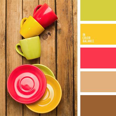 Цветовая палитра №356