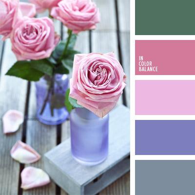 Цветовая палитра №357