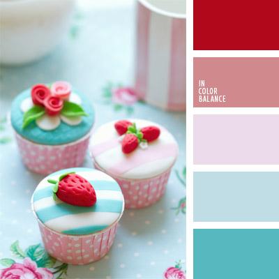 Цветовая палитра №367