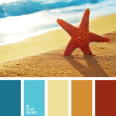 Цветовая палитра №373