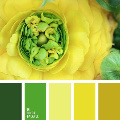 Цветовая палитра №375