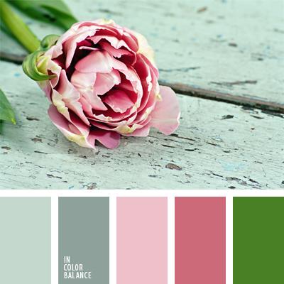 Цветовая палитра №376