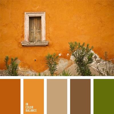 Цветовая палитра №378