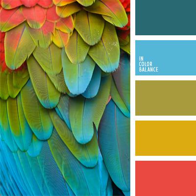 Цветовая палитра №380
