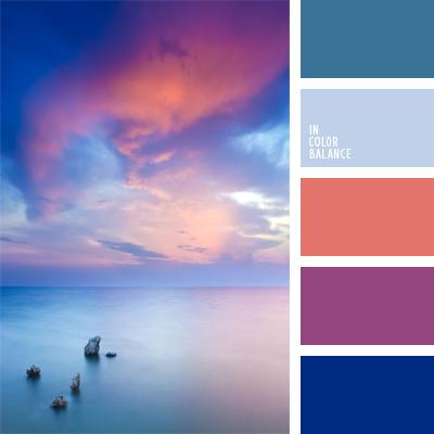 Цветовая палитра №485