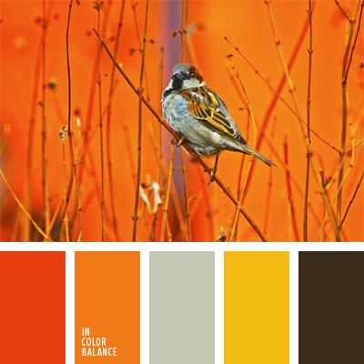 Цветовая палитра №486