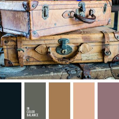 Цветовая палитра №495