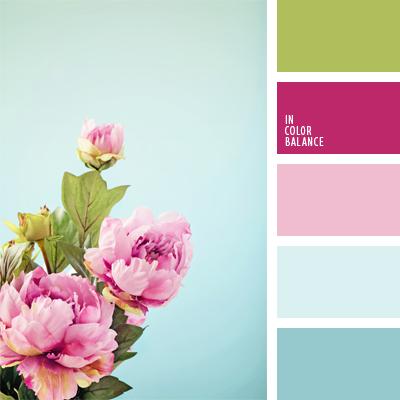 Цветовая палитра №501