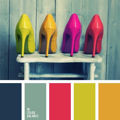 Цветовая палитра №504