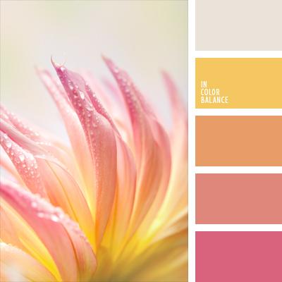 Цветовая палитра №510