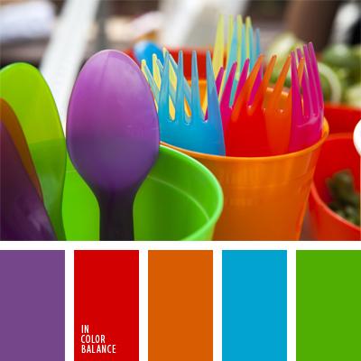 Цветовая палитра №511